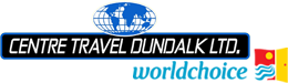 Centre Travel Logo